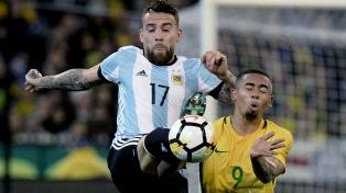 Argentina enfrenta a Brasil en Arabía Saudita a las 15