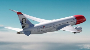 Norwegian Argentina inicia sus vuelos regulares entre Buenos Aires y Salta