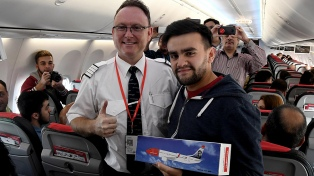 Norwegian comenzó a operar con vuelos a Córdoba y Mendoza