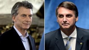 Macri felicitó a Bolsonaro por el triunfo en redes sociales