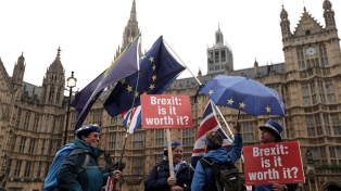 Anuncian marcha al Parlamento para exigir un nuevo referéndum sobre el Brexit