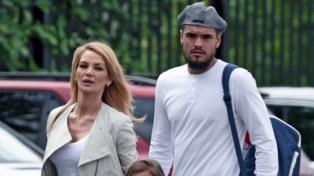 Eliana Guercio defendió a su esposo, el arquero de la Selección Sergio Romero