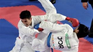 El karateca Rodrigo Tello no pudo acceder a semifinales