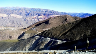 Jujuy abre un nuevo corredor turístico de montaña entre las Yungas y la Quebrada