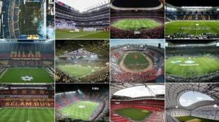La Bombonera, votado como el segundo mejor estadio del mundo