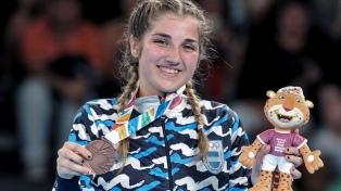 La boxeadora Saputo cosechó la última medalla olímpica argentina