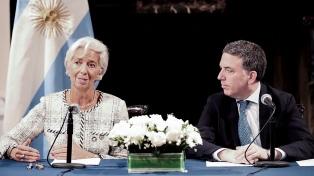 El FMI anunció que tratará el nuevo acuerdo con la Argentina el 26 de octubre