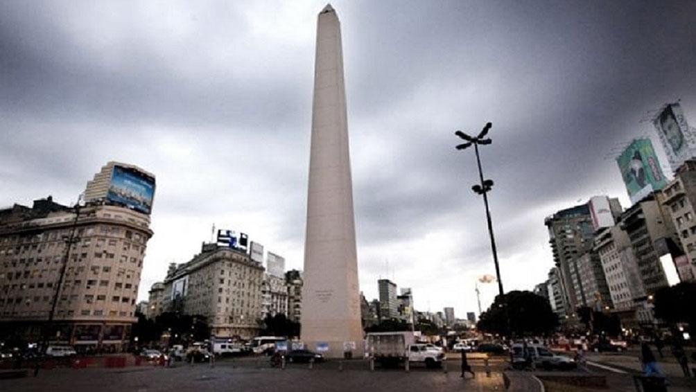 Nublado con una máxima de 29 grados en la ciudad de Buenos Aires