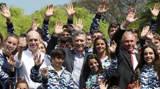 Macri resaltó los JJ.OO. de la Juventud y el legado que dejaron para el país