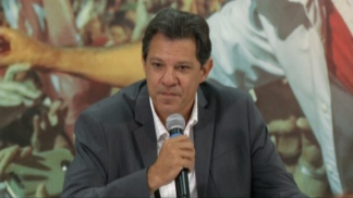 Fernando Haddad, PT