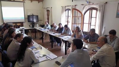 Se conformó la Mesa Territorial Agroindustrial provincial