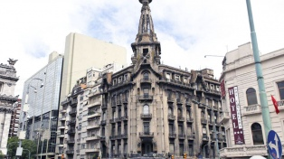 La confitería El Molino, en restauración de la mano de dos universidades