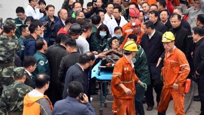 Explosión en una mina: 2 muertos y 19 desaparecidos, hasta el momento