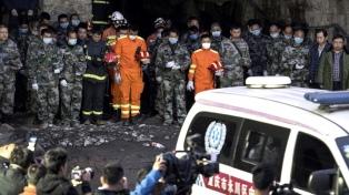 Ascienden a tres los muertos por el accidente en una mina de carbón