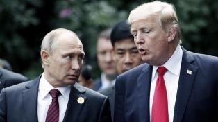 Putin también anunció la suspensión del tratado de desarme nuclear