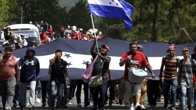 Acnur: países que reciban caravana de migrantes deben respetar derecho al asilo
