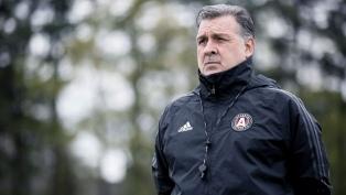 Martino asumió como nuevo entrenador de la selección de México