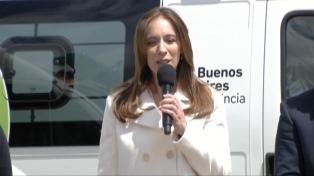 Desde el oficialismo y la oposición destacaron que Vidal evite el desdoblamiento de las elecciones