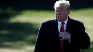 Trump cita en la Casa Blanca a los líderes del Congreso en busca de un acuerdo por el presupuesto
