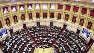 La Cámara de Diputados renueva en estas elecciones 130 bancas