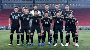 Argentina descendió un puesto en el Ranking FIFA