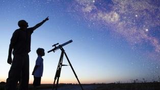 Se celebra el Día de la Astronomía