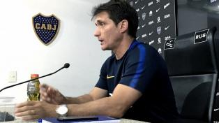 """Barros Schelotto: """"Estos son partidos de mundial, por la calidad de los rivales"""""""
