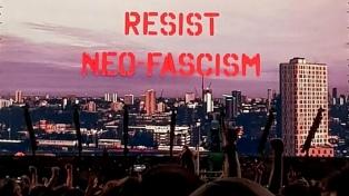 """Roger Waters homenajeó a Marielle Franco y rechazó a Bolsonaro por """"neofascista"""""""