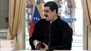 Maduro ordenó reforzar la vigilancia de la embajada de EE.UU. en Caracas