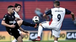 Tigre y Lanús empataron 1 a 1 en la décima fecha de la Superliga