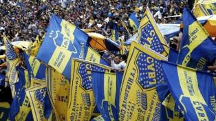 Los hinchas de Boca agotaron las entradas para la revancha contra el Palmeiras en Brasil