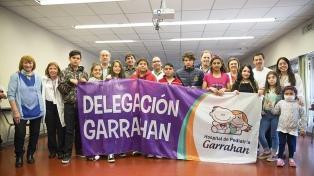 Pacientes trasplantados participarán de un certamen deportivo latinoamericano
