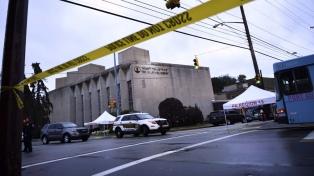 Condena mundial al ataque que dejó 11 muertos