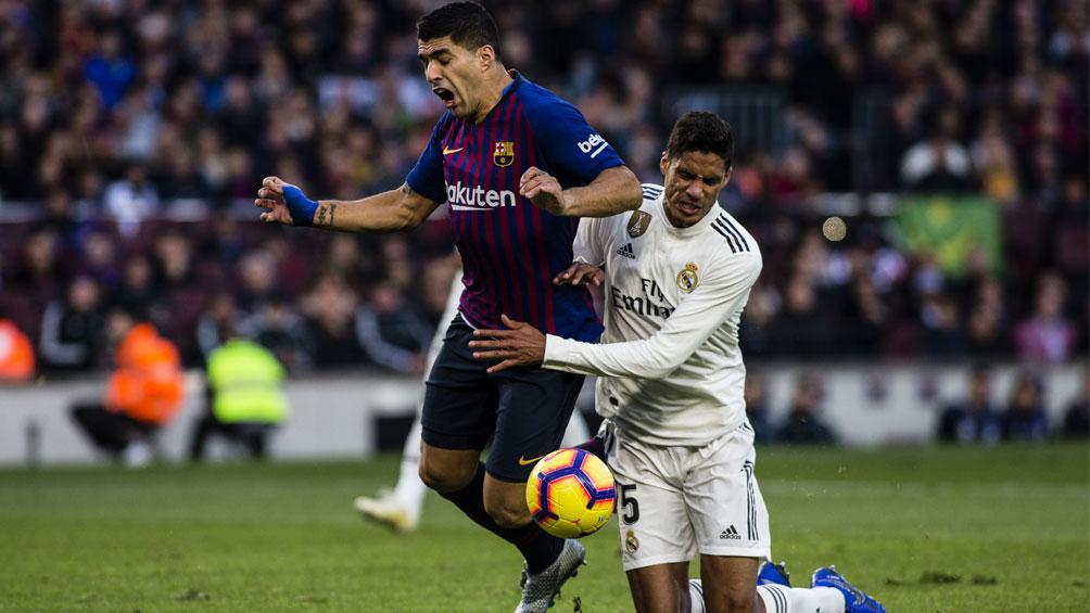 Real Madrid y Barcelona definen la fecha del clásico
