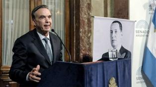Pichetto cuestionó la intervención de la Corte Suprema en la elección de La Rioja