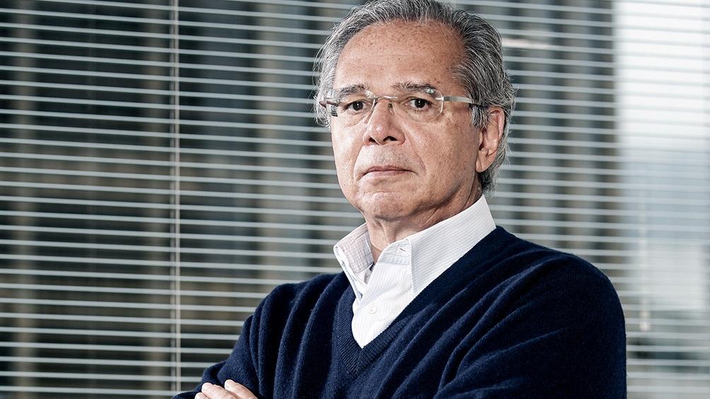 Ministro de Economía Paulo Guedes