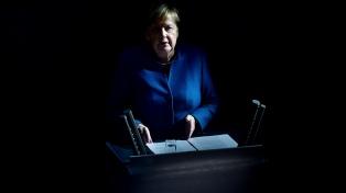 Merkel comunicó que no volverá a ser jefa del Gobierno en 2021