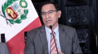 """El presidente Vizcarra se declaró """"consternado"""" por el suicidio de Alan García"""