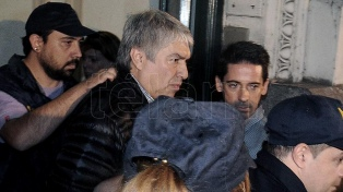 Lázaro Báez y sus cuatro hijos se negaron a declarar