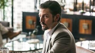 """Diego Luna encarna a un capo del cartel de drogas en la nueva temporada de """"Narcos"""""""