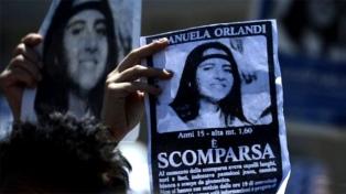Siguen sin aparecer los restos de Emanuela Orlandi tras otra excavación
