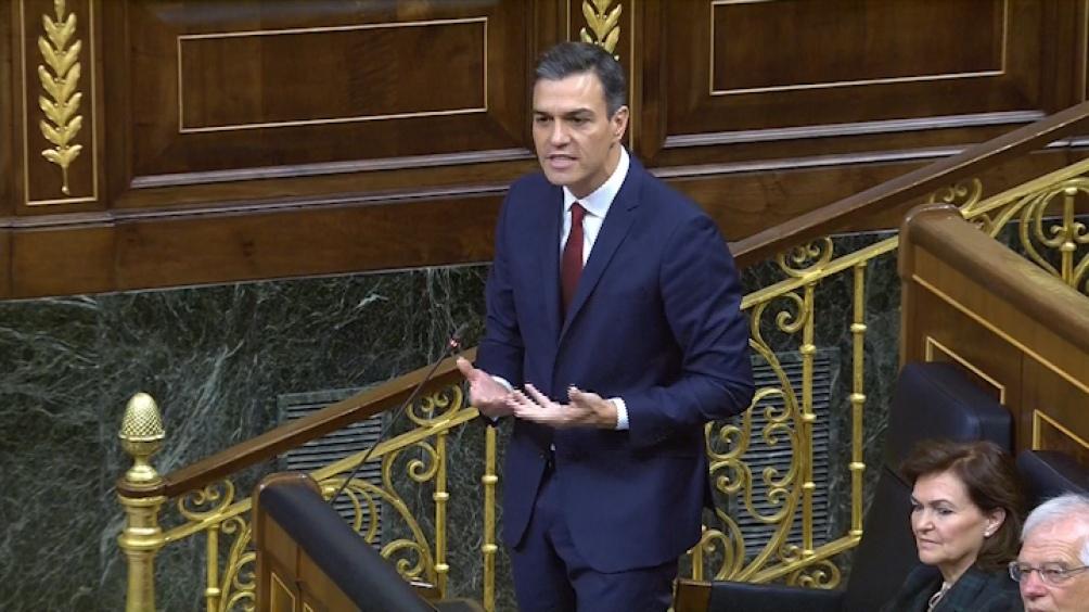 ESPAÑA: Por ahora no hay acuerdo para la reelección de Sánchez