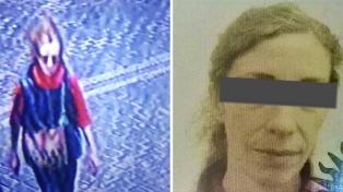 Una junta médica evalúa si es inimputable la mujer que degolló a su hija en Flores