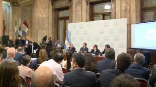 El Foro de Convergencia Empresarial apoyó el pedido de transparencia en el financiamiento político