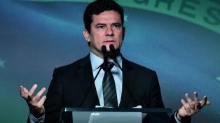 Aceptaron la renuncia del juez Moro al Poder Judicial para ser ministro de Bolsonaro