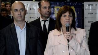 Tras el pedido de Macri para que haya visitantes en la final, se reúnen Bullrich y Ocampo