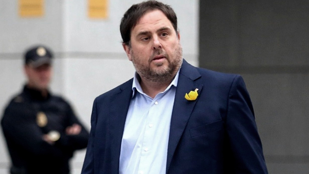 El líder catalán Junqueras seguirá preso y no podrá asumir como eurodiputado