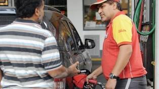 Los combustibles aumentan hasta 7% este fin de semana