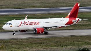 Avianca Argentina suspende el inicio de sus vuelos diarios entre Buenos Aires y San Pablo