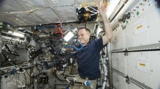 Emiten el primer video en ultra alta definición 8K de la Estación Espacial Internacional